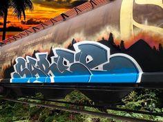 SARCE Graffiti Pictures, Street Art Graffiti, Mafia, Trains, Alphabet, Hip Hop, Sketches, Letters, Wall Art