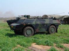 0012 Dutch Armoured  Vehicle Fennek