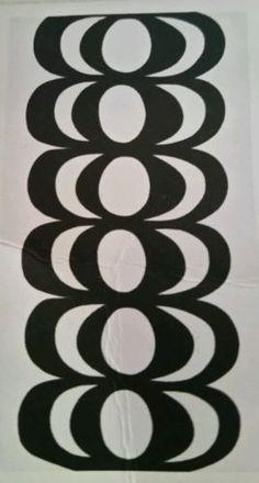 Marimekko For Target Kaivo Beach Towel 40x72 Inches Black Amp White Circular Ripples