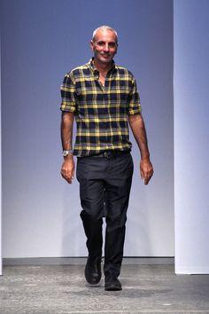 Alessandro DellAcqua No 21 And New Rochas Job (Vogue.com UK)