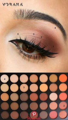 25 Life-Changing Eye Makeup Tips To Take You From Beginner To Pro Are you struggling a lot to apply the eye makeup? Follow these 25 simple eye makeup tips for beginners that will take you from being a starter to a star!