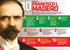 """Francisco I. Madero nació un 30 de octubre y este año, el presidente que acuñó la frase """"sufragio efectivo, no reelección"""", habría cumplido 141 años."""