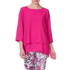 W.Lane Overlay Layer Blouse Shirt Blouses, Shirts, Blouse Online, Overlay, Tunic Tops, Tees, Lady, Clothes, Shopping