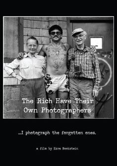 Milton Rogovin: The Rich Have Their Own Photographers  MUSE Film and Television, Inc.