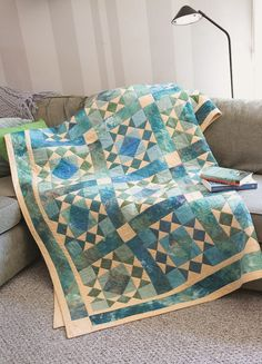 By the Sea Quilt Pattern Download