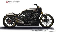 RSD Ducati XDiavel - Blog - Motorcycle Parts and Riding Gear - Roland Sands…
