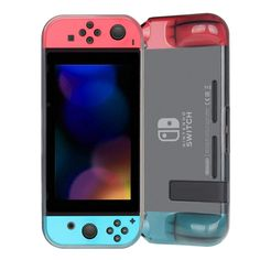 -Fintie Nintendo Switch Protective Case, Soft TPU Grip Cover for Nintendo Switch in Handheld Mode with Built-in Comfort Padded Hand Grips, Smoke . -Price: $8.99