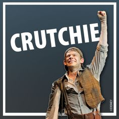 Crutchie! I love Andrew Keenan-Bolger! Crutches wins all the awards.