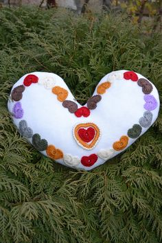 Gift Heart decor Large heart Colorful Heart Pillow love. #Gift_Heart #Heart_Decor #Large_Heart #Colorful_Heart #Heart_Pillow #Pillow_Love #Heart_Ornament #Love_Heart #pillow_cushion #pillow_gift #present_in_love #Valentine's_Gift #pillow_with_filler