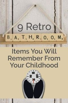 9 Retro Bathroom Items You Will Remember From Your Childhood | Remember bath time as a kid? You had staff (AKA parents) to fill the tub and give you a cuddly towel-dry. The biggest decision you had to make was which Disney pyjamas to wear.
