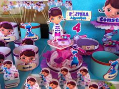 Doc Mcstuffins Theme Decorations Ideas