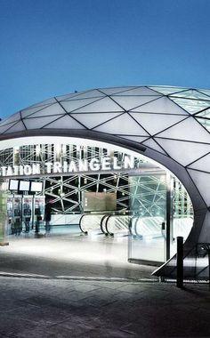 Triangeln station (Malmo, Sweden)