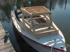 The Cabin | Wooden Boat Blog