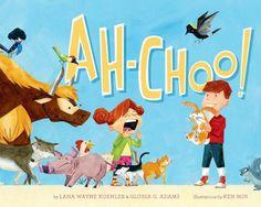 Cover Ah-Choo! Ah-Choo! Listening in on a read aloud