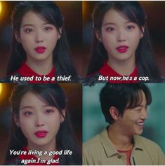 She always pray for his well being. Korean Drama Funny, Korean Drama Quotes, K Meme, Drama Fever, Live Action Movie, Cute Comics, Guy Names, Film Quotes, Drama Series