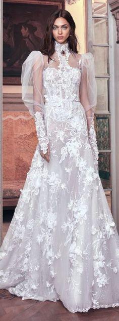 Galia Lahav Wedding Dress Collection 2018- Victorian Affinity -Laura back