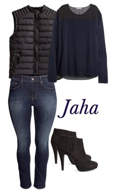 """""""Thelonious Jaha"""" by the100style ❤ liked on Polyvore featuring H&M, the100 and TheloniousJaha"""