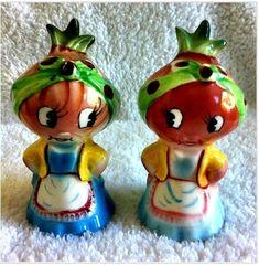 Salt & Pepper Shakers=)))