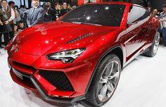 Lamborghini SUV debuts at Auto China New Lambo, Ferrari, Porsche 918 Spyder, Cool Sports Cars, Amazing Cars, Awesome, Hot Cars, Aston Martin, Concept Cars