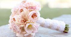 bouquet rose tendre