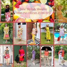 Banana Skirt, Fashion Over Fifty, Monday Feels, Fifties Fashion, Fruit Print, Summer Prints, Dress For Success, International Fashion, Summer Fun