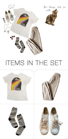 """""""cutie / Pink Floyd"""" by xeptum ❤ liked on Polyvore featuring art"""