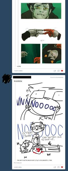 ((You see, there's two sides of the Homestuck fandom.))