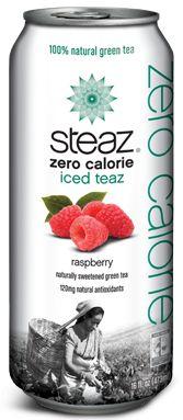 Iced Teaz Zero Calorie Raspberry.  Yum.