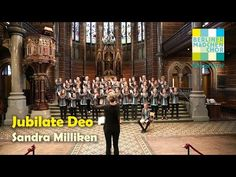 Jubilate Deo (Sandra Milliken) | Berliner Mädchenchor: SSAA and (body)percussion | Lund/Sweden 2015 - YouTube Body Percussion, Lund Sweden, Composers, Chor, Berlin, Concert, Music, Youtube, Musica