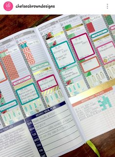 how did i not find this two months ago... #passionplannerpages