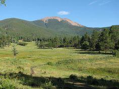 Baldy Mountain, Philmont Scout Ranch, Cimmaron NM