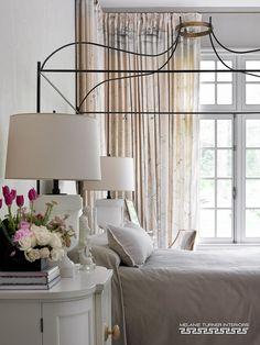 Melanie Turner ~ neutral bedroom