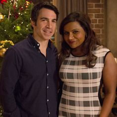 75067dc29b3e Pin for Later  The Mindy Project s Holiday Episode Already Looks Adorable  Christmas Episodes