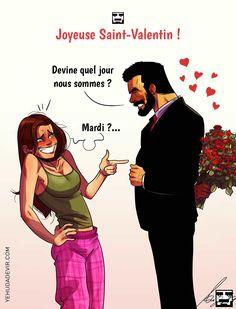 20 BD hilarantes qui illustrent parfaitement le quotidien avec une femme (page 3)