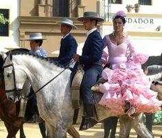 SPAIN / ANDALUSIA / Festivities - Fiestas de España: Andalucía Belleza Andaluza