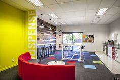 Suspense Cafe PKF SMART Business Hub - NZ