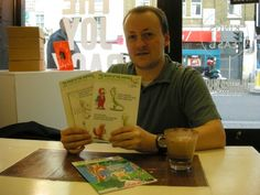 Interview of children's author J.N. Paquet in French magazine Be A Londoner (published 26th November 2012)  Note: interview is in French!