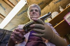 Unlocked And Loaded: Families Confront Dementia And Guns JoNel Aleccia, Kaiser Health News and Melissa Bailey, Kaiser Health News