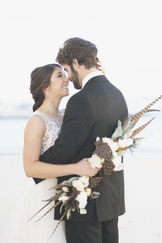 Modern Bohemian Wedding Inspiration   Norfolk, Virginia