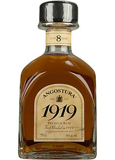 Angostura 1919 Aged Rum (8 years), Trinidad & Tobago