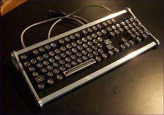 """The Aviator"" Keyboard"