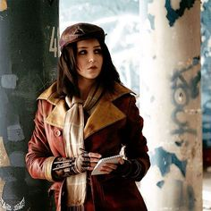 Spot On 'Fallout 4' Piper Cosplay
