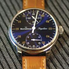Meistersinger Singulator Watch Review Wrist Time Reviews