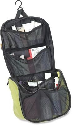 f9ca3b2c25 Sea to Summit Travelling Light Hanging Toiletry Bag - Large