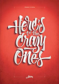 Typography Inspiration for Graphic Designers (19)