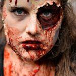 Cele mai sexi poze eveeeeerrr!!   #horror #zombiewalk #zombie #walkingdead
