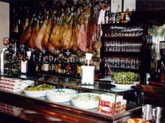Where to Eat in Madrid: The Progressive All-Night Meal : Daily Traveler : Condé Nast Traveler