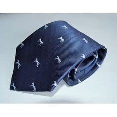 This Polyster Microfiber Tie is absolutely perfect for the horse racing enthusiast who. Equestrian Gifts, Horse Racing, Horses, Tie, Navy, Hale Navy, Cravat Tie, Ties, Old Navy