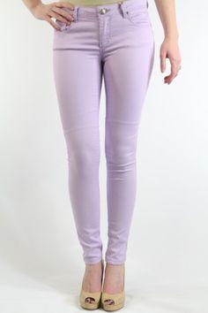 lavender skinny jeans