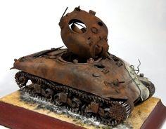 KO Sherman M4A1 by M